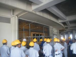 県営球場見学会 (4)