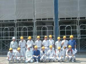 県営球場見学会 (3)